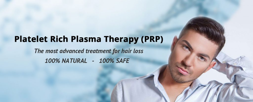 PRP Therapy for haior loss