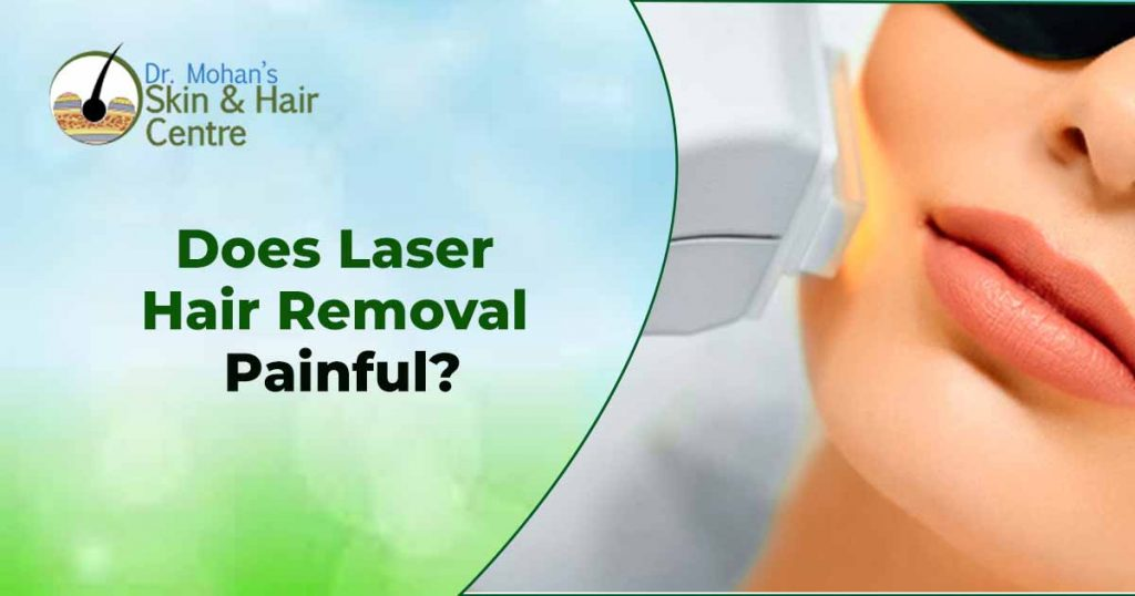 Does Laser Hair Removal Painful?