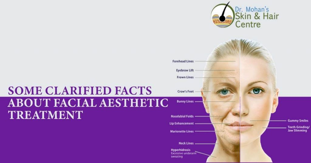 Some Clarified Facts About Facial Aesthetic Treatment