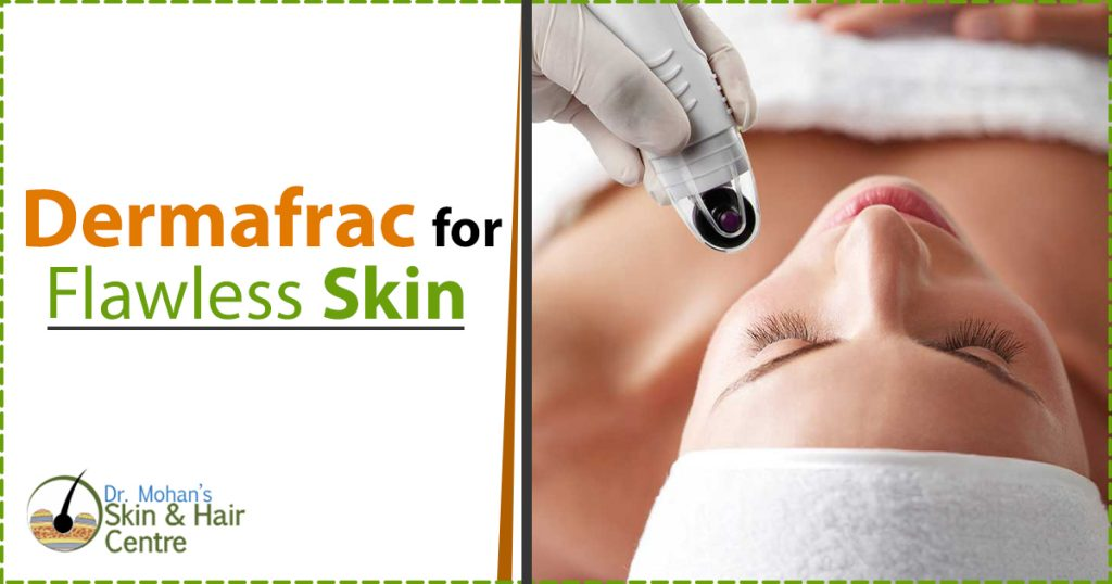 Dermafrac For Flawless skin