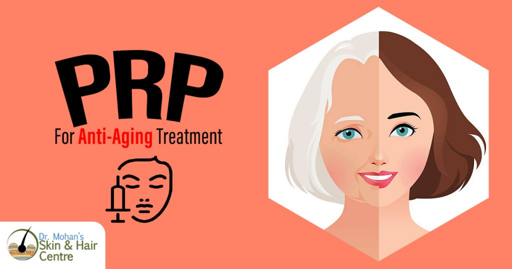 PRP for Anti Aging treatment